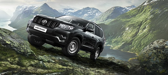 Toyota Land Cruiser Commercial - Stories, News & Events