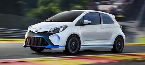 Yaris Finds its Mojo
