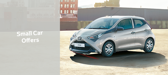 Check Out The Best Small Car Offers Available