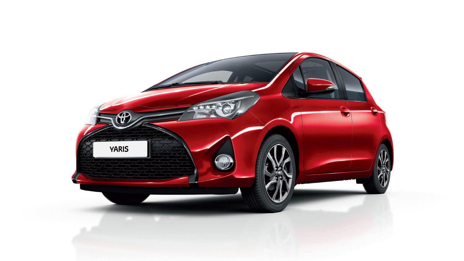 Toyota Yaris 2014. © Toyota