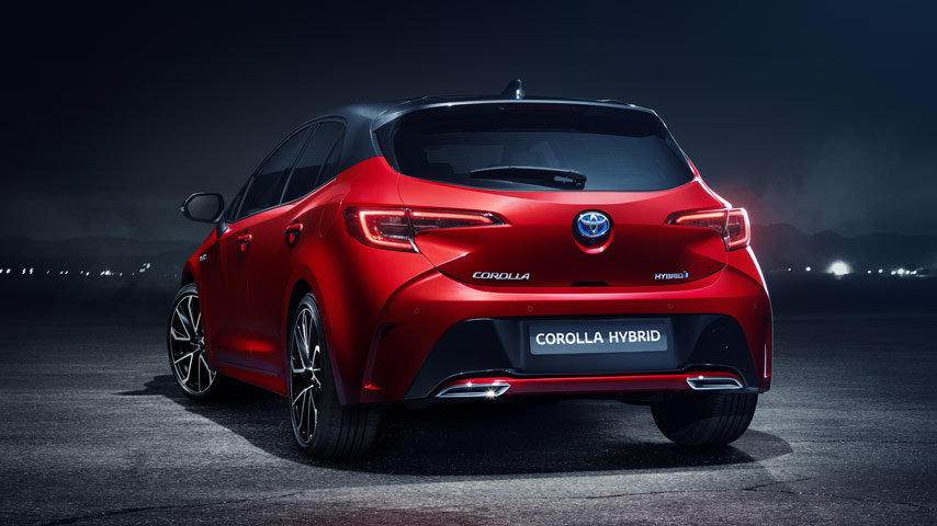 An Exciting New Era For Toyota Corolla Toyota Uk
