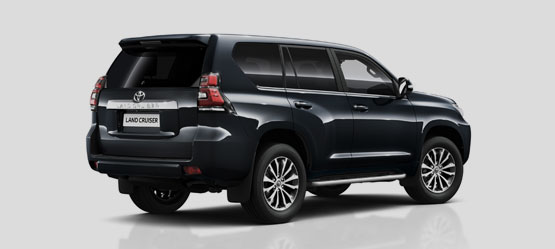 new toyota land cruiser born an icon toyota uk. Black Bedroom Furniture Sets. Home Design Ideas