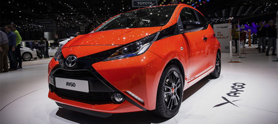 An Interactive Tour of new AYGO