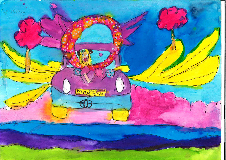 The Toyota Dream Car Art Contest
