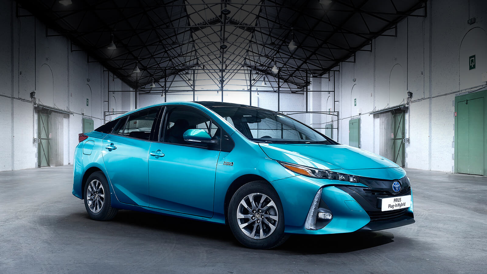 All-New Toyota Prius Plug-in Hybrid