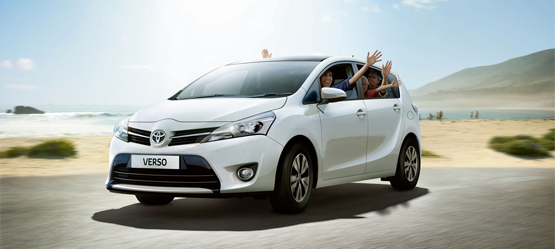 Toyota is No1 in Which? Car survey 2014