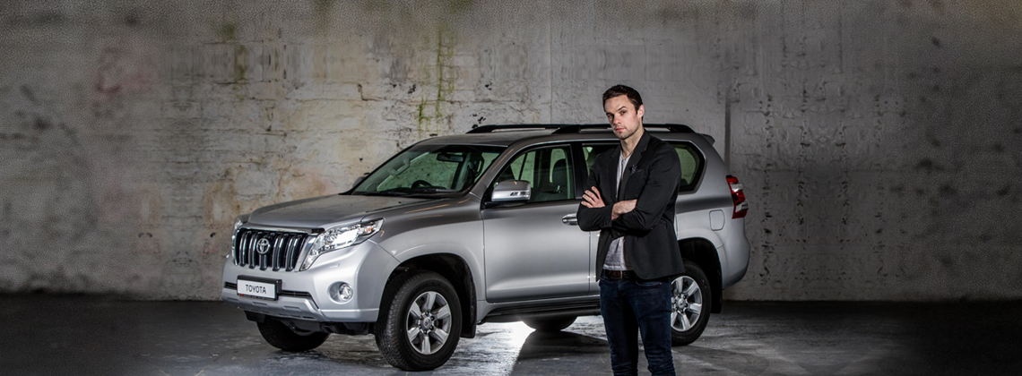 Toyota Ireland Announces Niall Breslin as new Ambassador