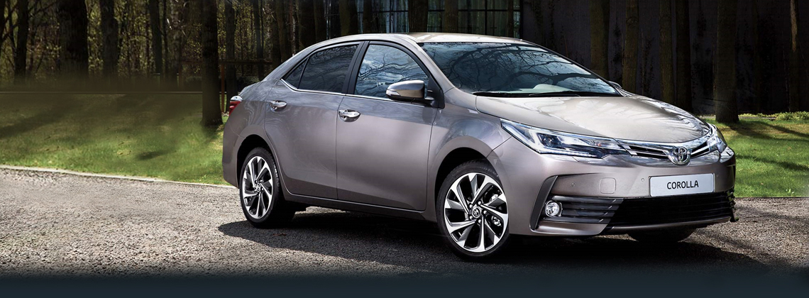 Corolla with 3 Years Free Servicing or up to €3,500 Scrappage