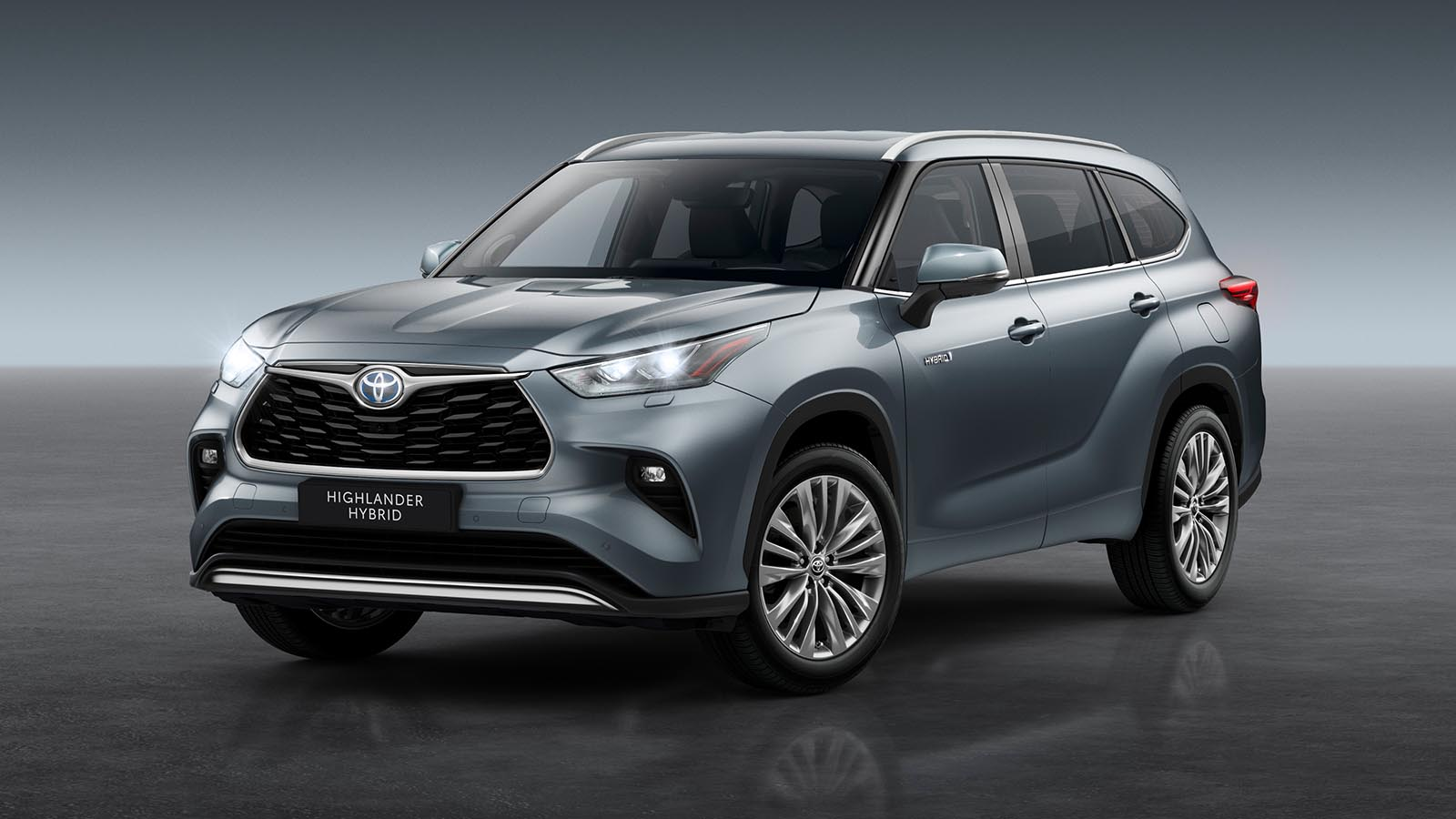 Toyota Launches Refined 7 Seater Highlander In Ireland