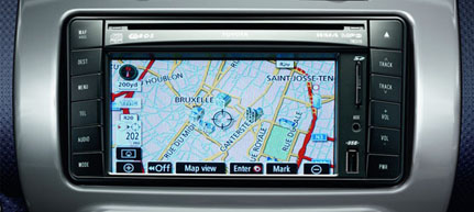 Toyota Navigation System Map Updates | Toyota Ireland