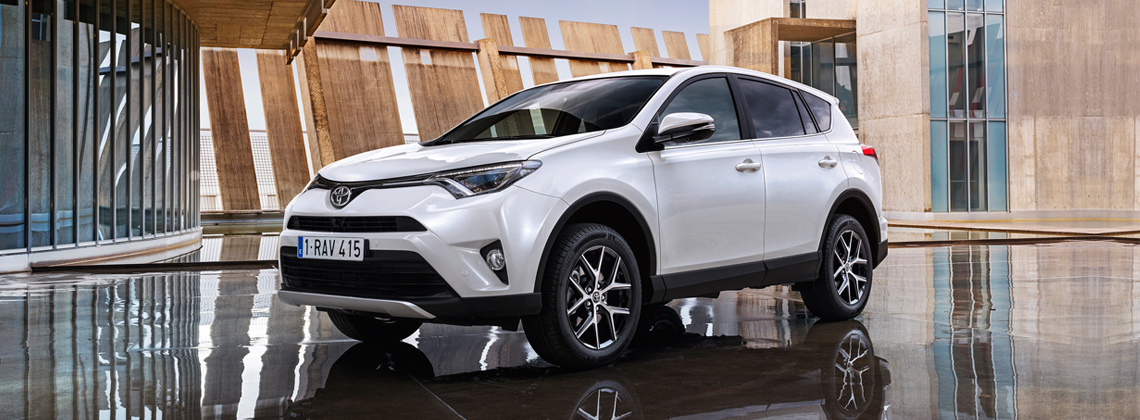 Toyota is Ireland's Best Selling Car Brand in 2016