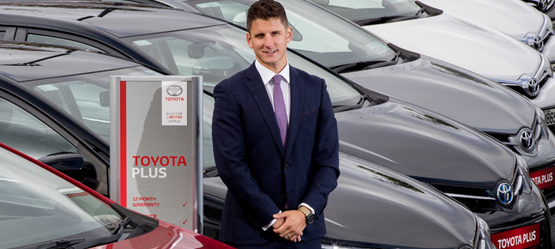 Toyota launches its new used Car Programme: Toyota Plus