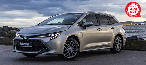 The New Corolla Touring Sports