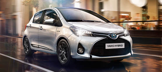 Brochure accessori Nuova Yaris