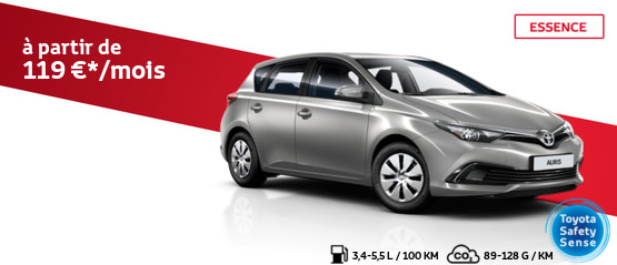 Auris 1.33 Essence Pure
