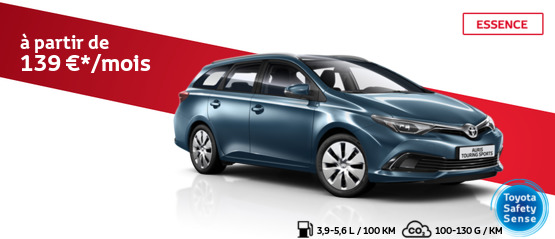 Auris Touring Sports 1.33 Essence Pure