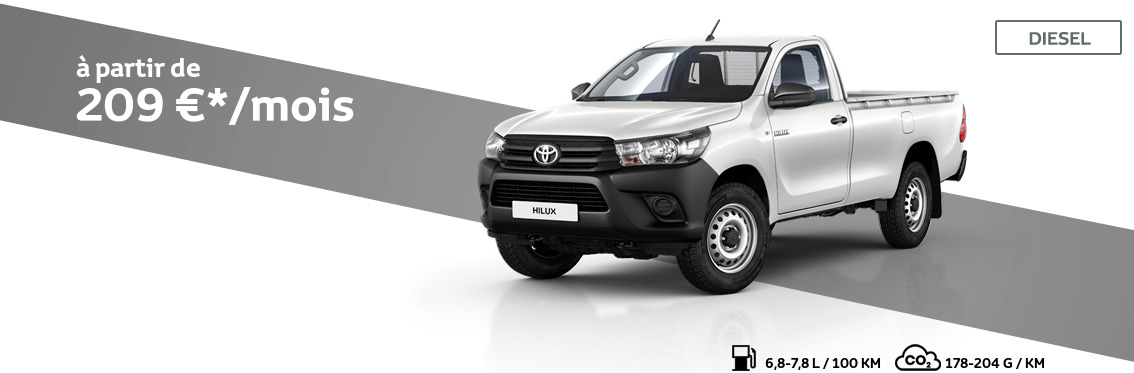 Hilux Single Cab 2.4 Diesel Active