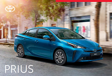 Prius - Prijzen en specificaties