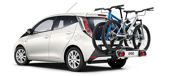 Verbazingwekkend Toyota AYGO Accessoires | Toyota.nl LB-47