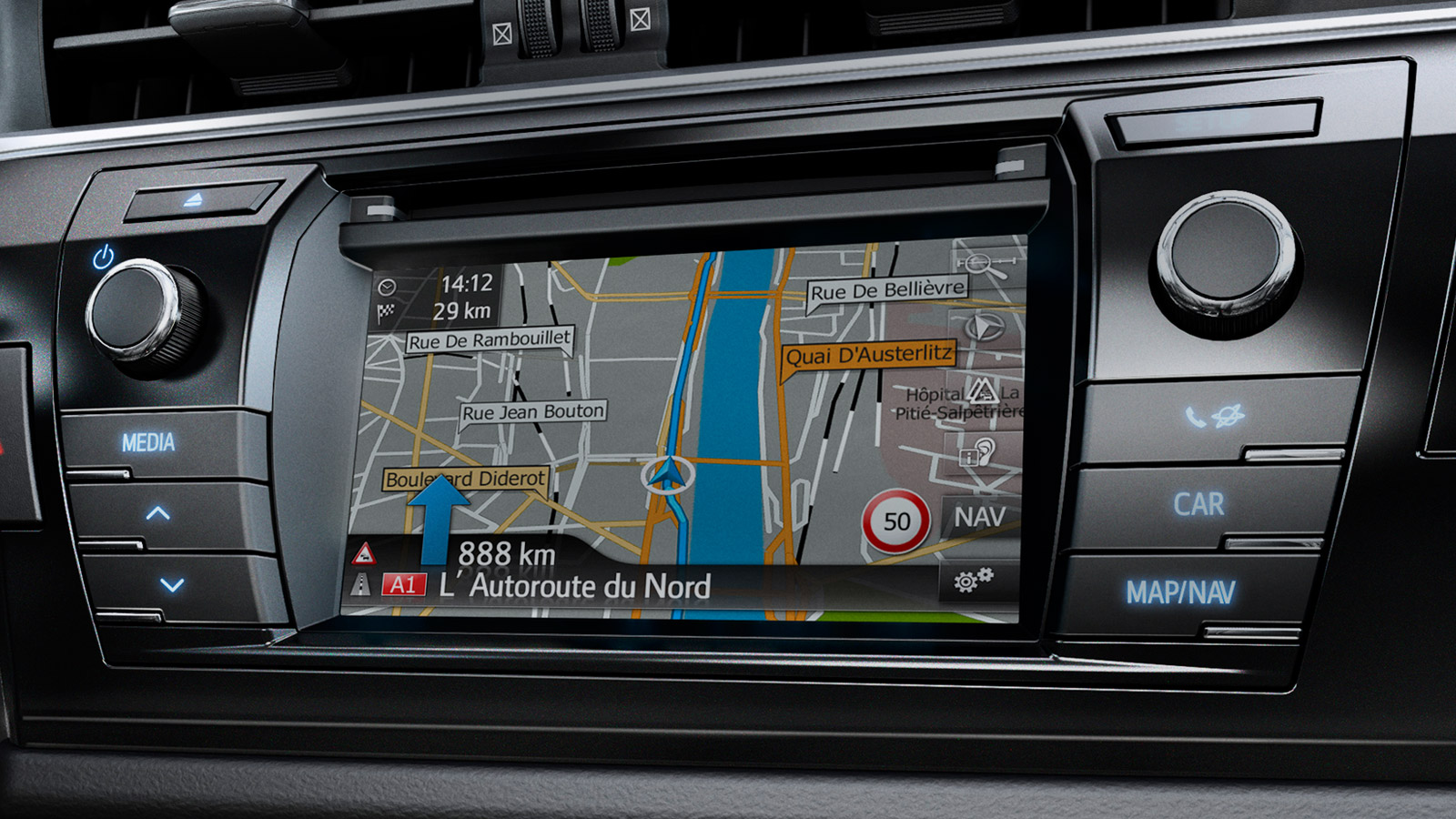 toyota touch 2 muziek navigatie en bluetooth in n. Black Bedroom Furniture Sets. Home Design Ideas