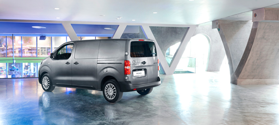 Toyota PROACE varebil Medium
