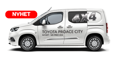 Proace City 4x4
