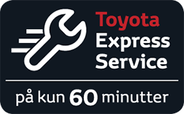 Toyota Express-service