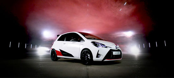 Nye Yaris GRMN limited edition