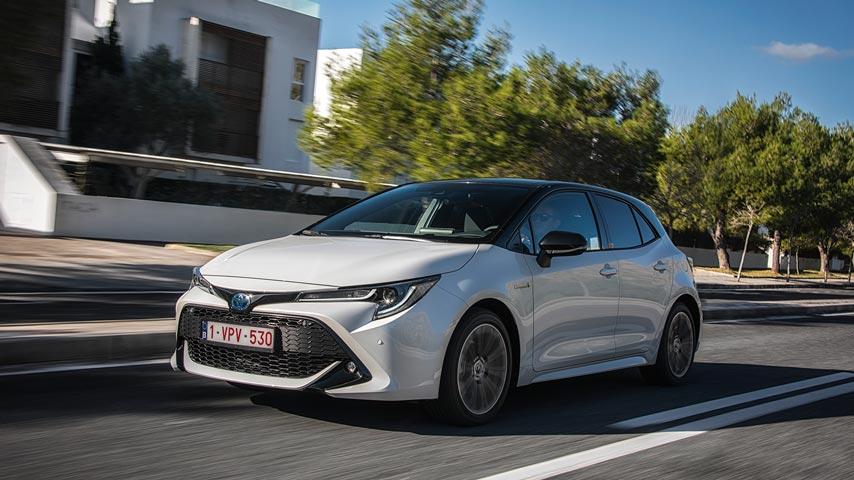 Nietypowy Okaz Toyota Radość - Hybrydy stanowią 50% sprzedaży Toyota Motor Europe YY62