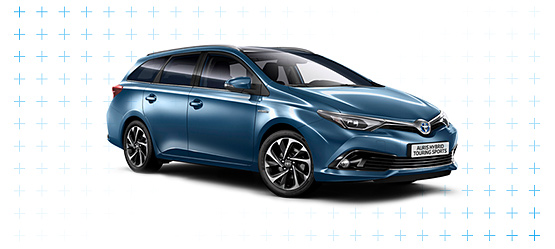 Toyota Auris Touring Sports Hybrid Business