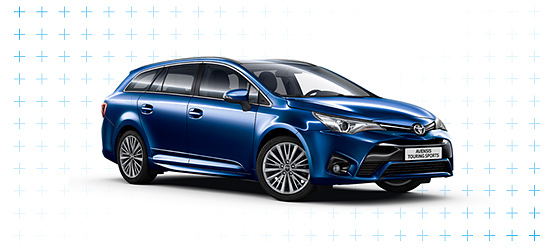 Toyota Avensis Business