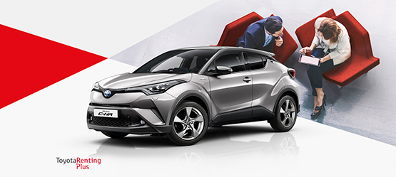 C-HR com financiamento