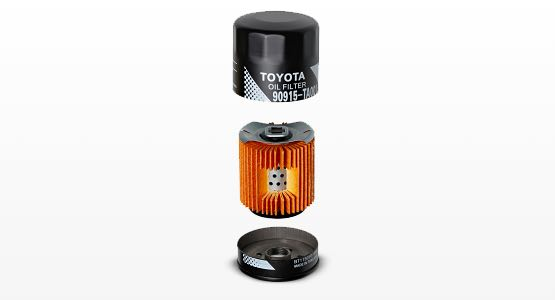originalni Toyota filter ulja