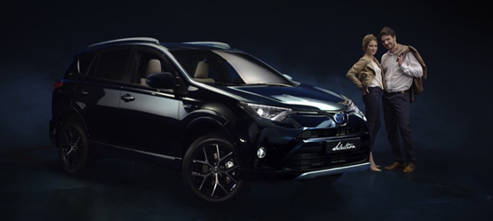 RAV4 Selection – všestranné SUV