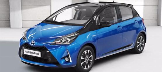 toyota yaris ve yaris hybrid - Şehir otomobili