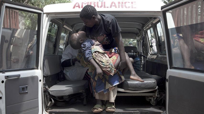 Надання гуманітарної допомоги у Бурунді